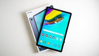 Samsung Galaxy Tab S5e Unboxing & Erster Eindruck | Deutsch