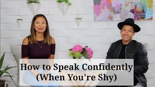 How To Speak Confidently (When You're Shy) - Myke Macapinlac Interview