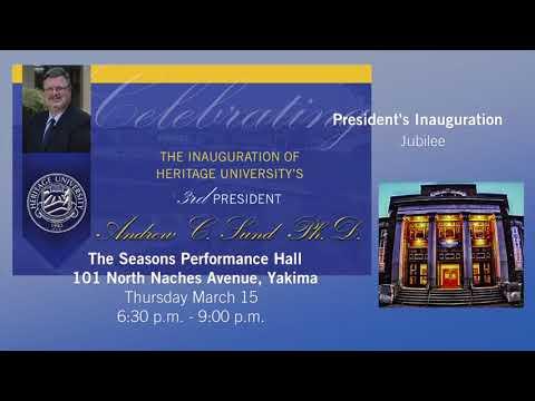 Presidential Inauguration Jubilee