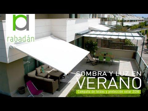 Rabadán Campaña toldos y proteccion solar de exterior 2016