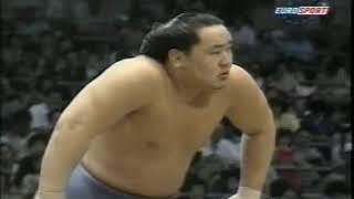 Nagoya2001Day12Juninichi-me平成13年名古屋場所12日目