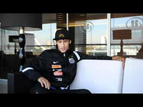 Neymar explica lo que significa para él jugar la Libertadores.