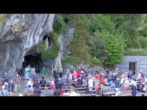 Messe du 1er septembre 2020 à Lourdes