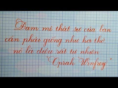 Dạy viết chữ