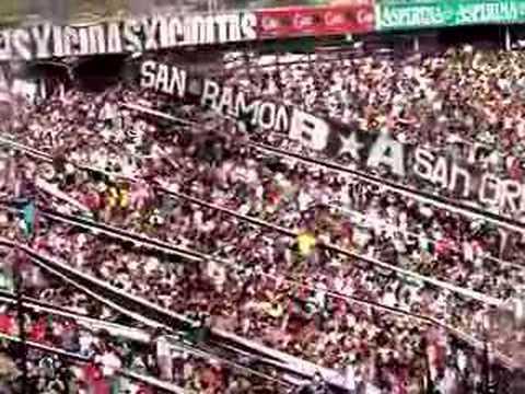 """www.TodoAlbo.cl"" Barra: Garra Blanca • Club: Colo-Colo"