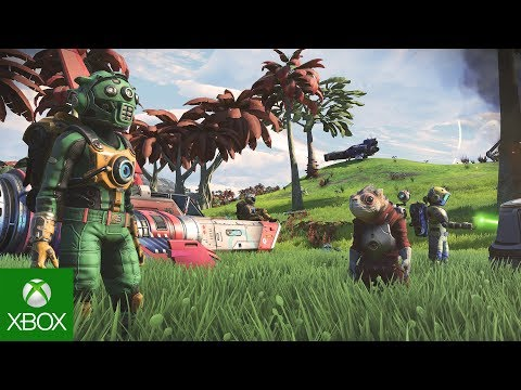 No Man's Sky Next Steam Key GLOBAL - video trailer