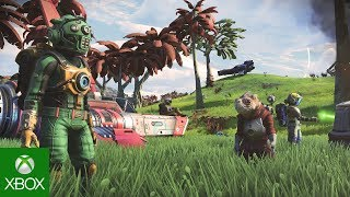 No Man's Sky Xbox One - Mídia Digital