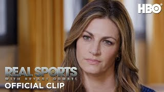 Real Sports with Bryant Gumbel: In the Spotlight ft. Erin Andrews (Clip)   HBO