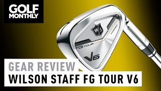 Wilson Staff FG Tour V6 Irons Review