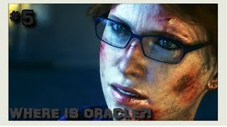 Batman Arkham Knight: Part 5 - WHAT HAPPENED TO ORACLE?!