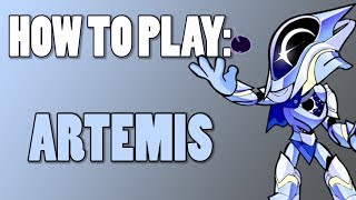 How To Play: ARTEMIS (Brawlhalla)