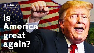 Is America's economy 'great again'? Voters react ahead of 2020 US election