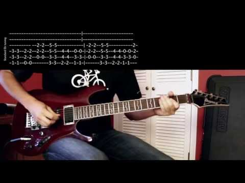 Alice in Chains - Lying Season | Guitar Cover with Tabs | Learn to Play the Solo | Tutorial