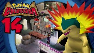 Pokémon Colosseum - Episode 14 | Down Under in The Under!