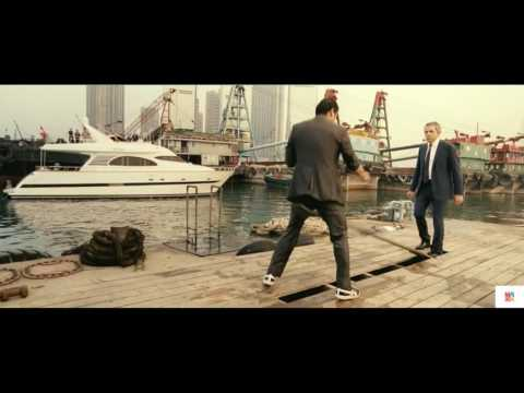 kammattipadam Trailor -Mr.Bean version