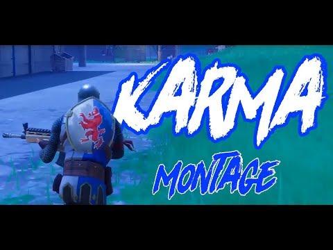 Fortnite Montage - Karma | (Fortnite Battle Royale)