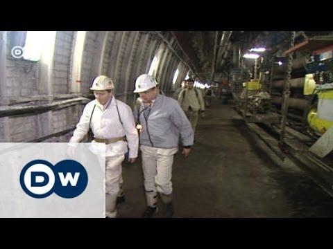 Speicherkraftwerke in ehemaligen Kohleminen