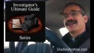 Private Investigator reveals how to bust a liar.  Neat trick and interview technique.