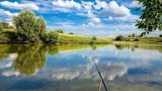 Футажи рыбалка для монтажа hd фон