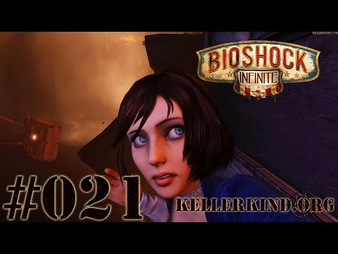 Bioshock Infinite [HD|60FPS] #021 - Downtown Emporia ★ Let's Play Bioshock Infinite