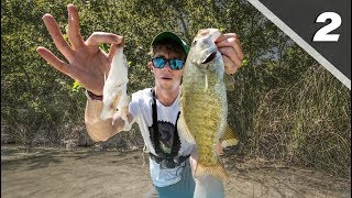 Look at What This River Fish ATE! (Disgusting) │ Devils River Series Pt. 2