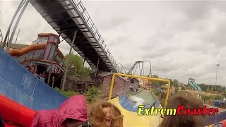 preview picture of video 'Storm Surge - On & Off Ride - POV - Thorpe Park 2013 - (HD)'