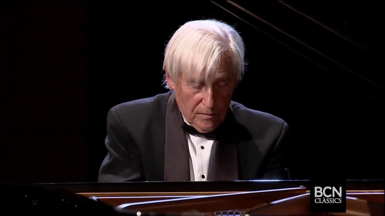 Joaquín Achúcarro, piano