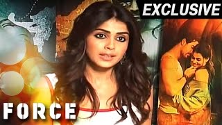 Force - Genelia D'Souza Talks