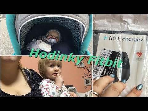 Hodinky Fitbit | MamaVlog