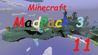 Minecraft MadPack3 #11 Wo steckt der Suguard Mini Boss [german/deutsch]