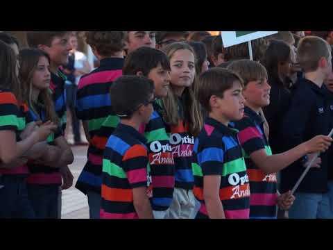 La Copa de España de Optimist arría velas en Málaga
