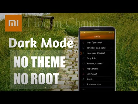 Download Enable Dark Mode On Any Xiaomi Miui Phone Video 3GP Mp4 FLV