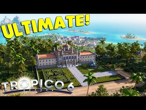 Tropico 6 – Ep. 01: ULTIMATE CITY & NATION BUILDER | Tropico 6 Sandbox Gameplay