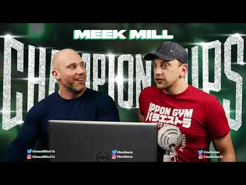 2 BRITISH GUYS React To MEEK MILL - WHAT'S FREE feat. Rick Ross & Jay Z