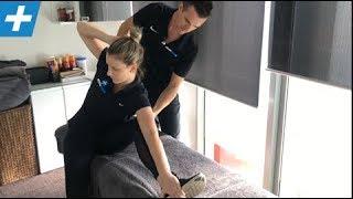 Modified QL Stretch For Stiff Lower Backs   Feat. Tim Keeley   No.194   Physio REHAB