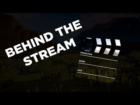 Behind the stream #4 - Ban na Youtube, soutěž o PSC, streamy