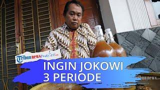 Sempat Kontra saat Pilpres 2019, Kini Arief Poyuono Ngotot Minta Jokowi Mau Jadi Presiden 3 Periode