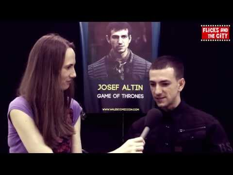 Game of Thrones Pyp Interview - Josef Altin | MTW