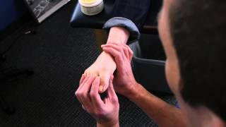 Hammertoe Stretch and Mobilization