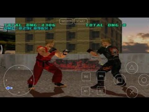 tekken-3-paul-all-moves-and-combo10-hit-attacks-with-keys-onscreen