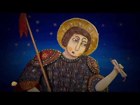 Егорий Храбрый   Русская сказка   Egory the Brave   Гора самоцветов   моральные истории для детей