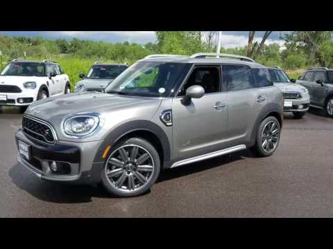 """2017 Melting Silver Countryman S Loaded with 19"""" Mini Masterpiece Wheels"""