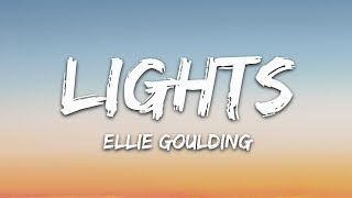 Ellie Goulding   Lights (Lyrics)