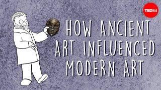 古代文明に影響された近代美術 ― フェリッペ・ガリンド