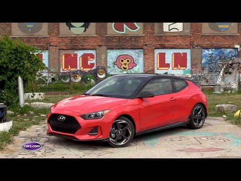 2019 Hyundai Veloster: First Drive — Cars.com