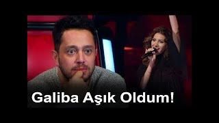 Azerbeycan'lı Yarışmacı Güzelliğiyle Herkesin Dikkatini Çekti!   O Ses Türkiye