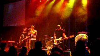 Chapel Club live - O Maybe i @ Dot to Dot Festival Nottingham 30/05/10