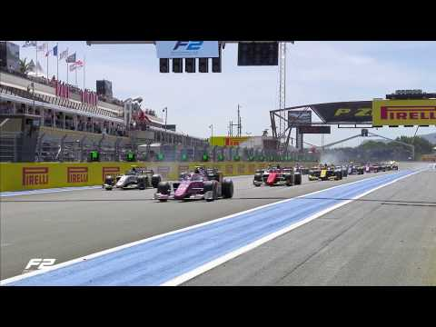 Formula 2 Sprint Race Highlights | 2019 French Grand Prix