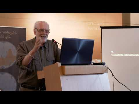 ვალტერ მინიოლოს საჯარო ლექცია
