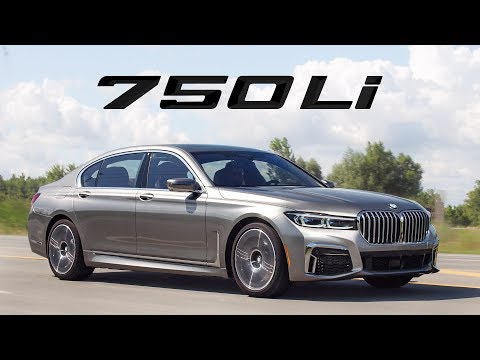 2020 BMW 750Li Review